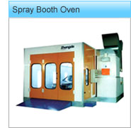 Spray Booth Oven